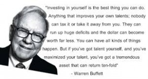 One of the worlds best investors agrees.